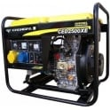 Changfa CED2500XE Electric Start Diesel Generator