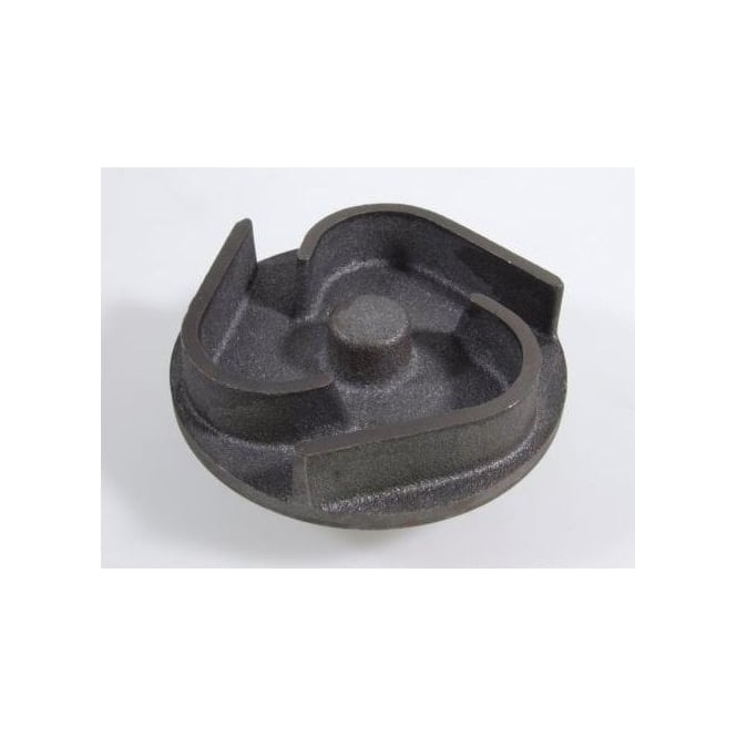 50T semi-trash impeller 3 Fin