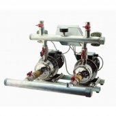 Com/light ind Twin Pump Booster