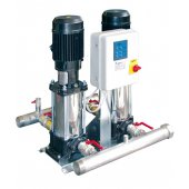 Automatic Pressure Booster Units Three Phase