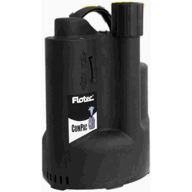 Flotec Compac 200 230v Cleanwater Drainage Pump
