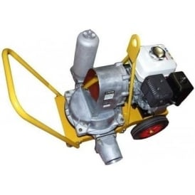 "SMD50T Trolly 2"" Diaphragm Pump Honda Powered"