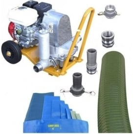 SMD50WK Site Kit Diapragm Pump
