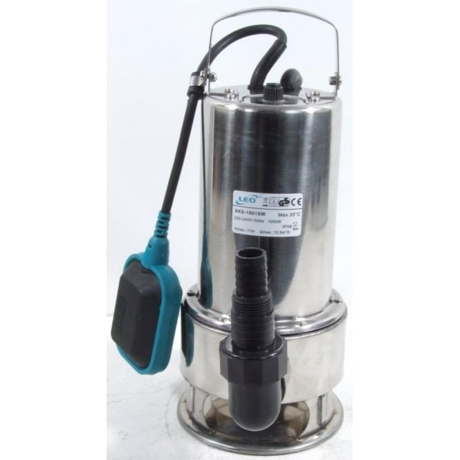 Leo Leo Xks 1001sw Submersible Pump Pumps From Pump Co