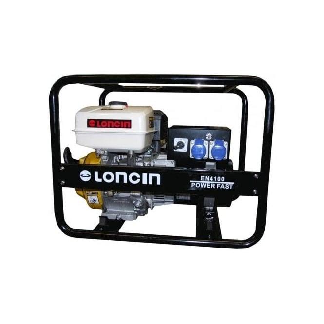 EN4100 4 1Kw Petrol Generator