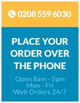 Place Your Order Over The Phone