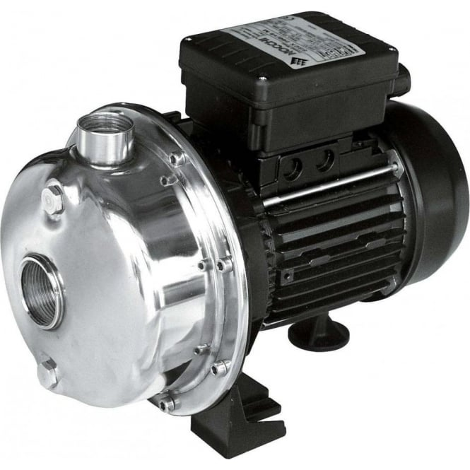 Pentair SSCX 230v Stainless Steel Single Impeller Pump