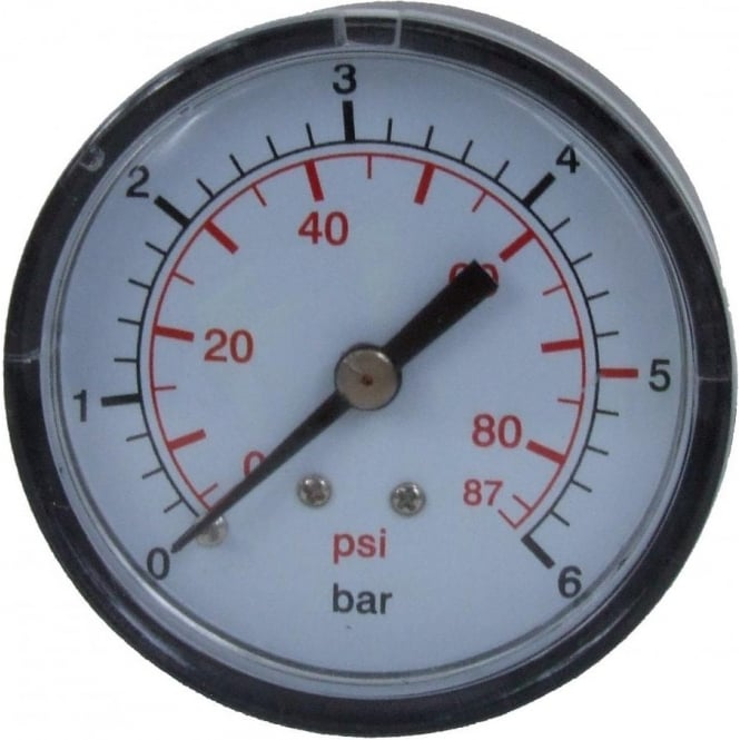 Pressure Gauge Rear/Side