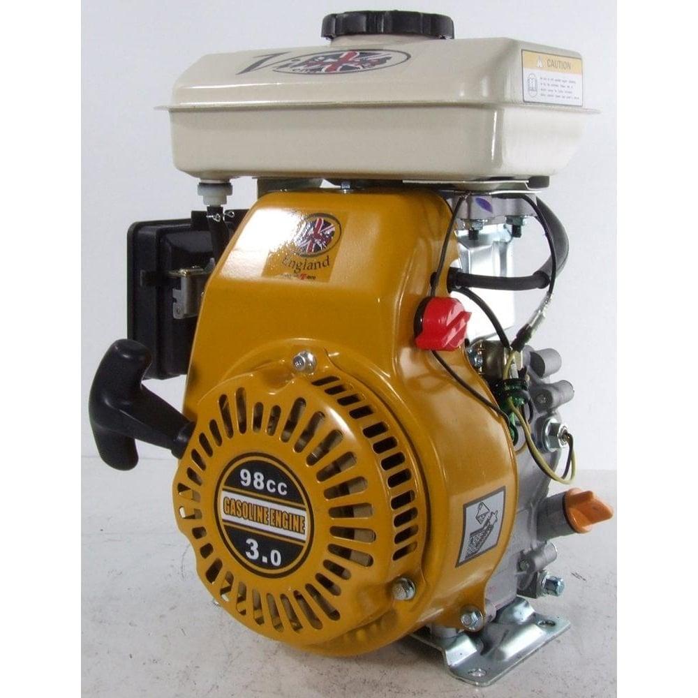 2 5Hp Petrol Engine Recoil Start