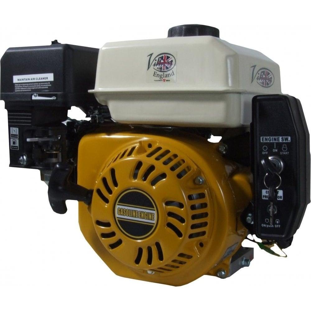 9hp Petrol Engine Electric Start