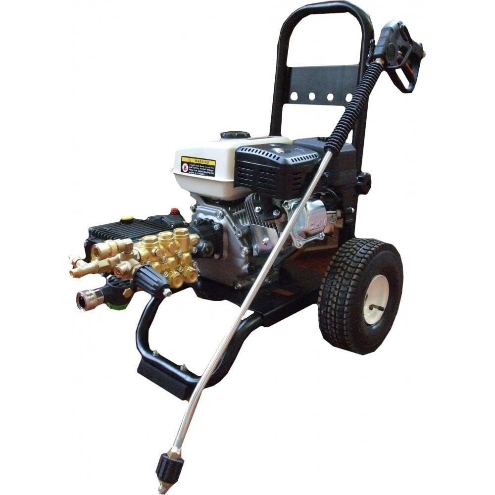 trolley mounted power washer power washers  pumpcouk wrobinson sons ec  uk