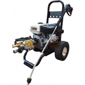 Villiers Trolley Mounted Power Washer